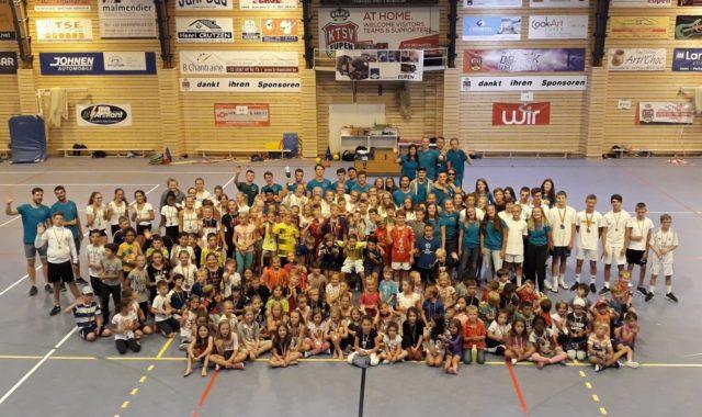 Neu in diesem Jahr: Zwei Sport- und Ferienlager im Sommer