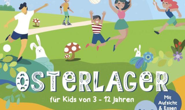 Osterlager 2019 – Alle Plätze belegt!