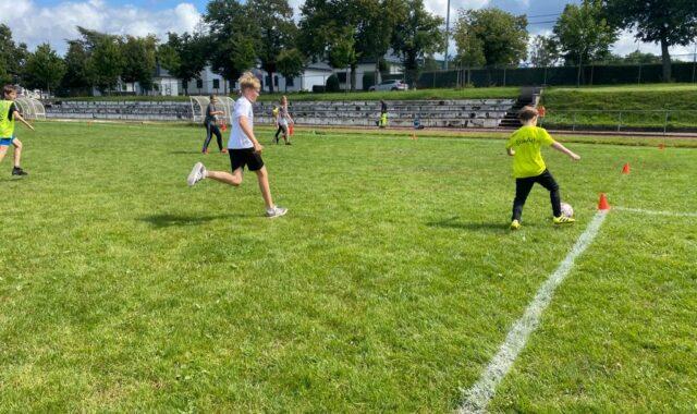 Sport- & Ferienlager: Woche 5